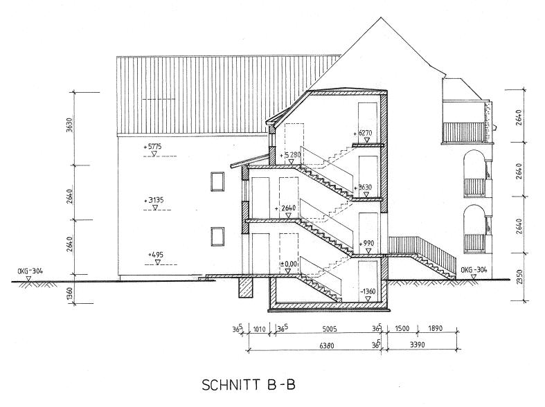 Wohnung Dessau Waldersee